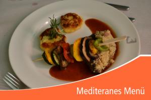 Mediteranes Menü für Ihr einzigartiges Event