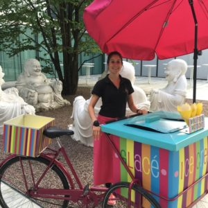 Glace Velo ❤︎  foodevents.ch