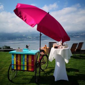 Glace Velo ❤︎  foodevents.ch Promotionen, Messen, Events, Geburtstage, Jubiläen, Eröffnungen, Hochzeiten u.v.m.